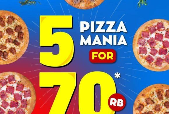 5 Pizza Mania Dominos Pizza
