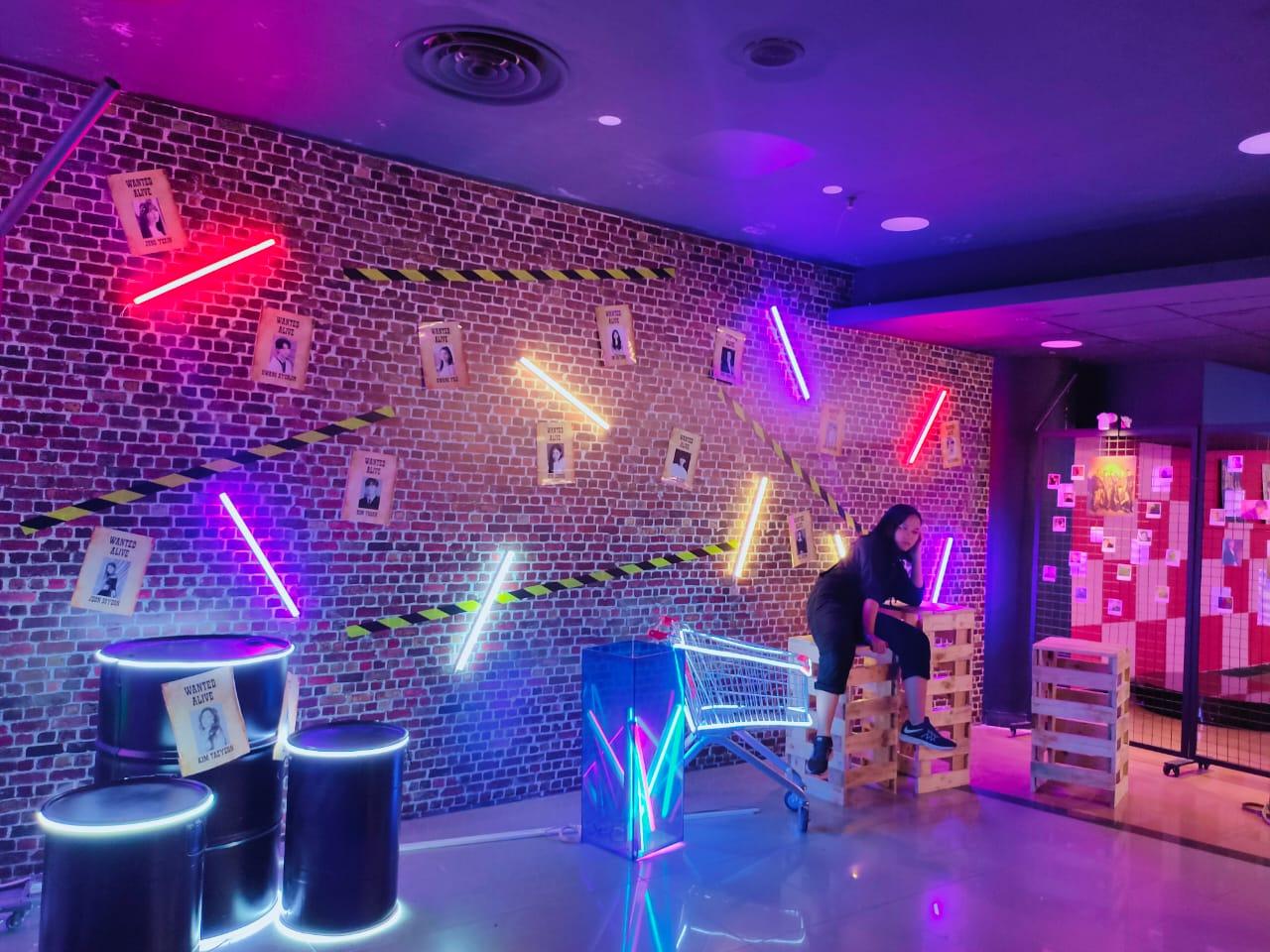 Menikmati Budaya Korea di Zona Korea CREATIVE space