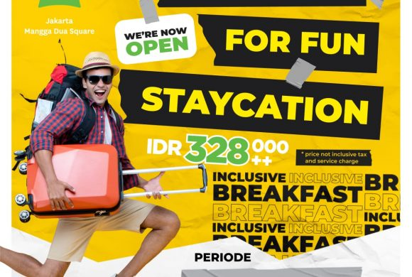FunStaycation with Ibis Styles