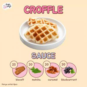 IT'S CROFFLE TIME!! – Kopi Chuseyo
